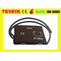 Buy cheap Hospital Blood Pressure Cuff with doube hose,Medical reusable PU NIBP Cuff from wholesalers