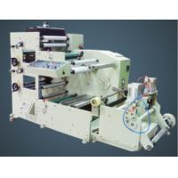 Buy cheap 2 colors 320 standard flexo printing machine from wholesalers