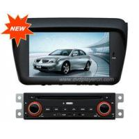 China 8Mitsubish L200 Auto Audio Video Car DVD Player with GPS on sale
