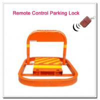 Buy cheap Automatic Remote Control Car Parking Lot Lock Car Position Parking Barrier Car Space Locks from wholesalers