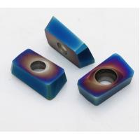 Buy cheap Customized CNC Carbide Milling Inserts Indexable For Machine Tools product