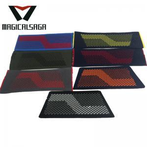 Buy cheap Men casual textile vamp flip flops outdoor comfort knit flat slipper upper product