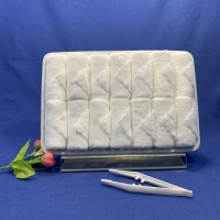 Buy cheap Single Use 100% Polyester Microfiber Hand Towel product
