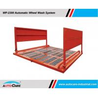 Buy cheap Automated Truck Wheel Washing System with platform type/ Wheel washing System Hot sales 2020 product