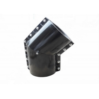 Buy cheap C30 Grooved Mechanical Ductile Iron Clamp Saddle Tee A694 F42 product