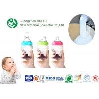 Quality Baby Care Food Grade Liquid Silicone Rubber , Addition Cured Silicone for sale