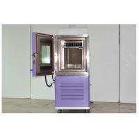 Buy cheap Cold Balanced Vertical Type Benchtop Environmental Test Chamber with Fog-free Viewing Window product