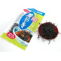China Healthy Natural Dried Wakame Seaweed Nori Soup , High fiber and Low Fat on sale