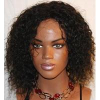 Buy cheap Top Quality 100% Indian Remy Glueless Lace Wig Wholesale product