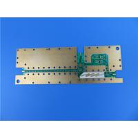 Buy cheap Impedance Controlled PCB Built On RO4350B With Selective Hard Gold product