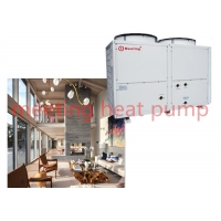 Buy cheap Meeting MD100D 36.8KW Trinity Air Source Heat Pump Hot Water Heating And Cooling System product