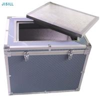 Buy cheap Insulation Camping Ice Cream Medical Cool Box With -22 C Low Temperature Ice from wholesalers