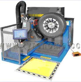 Buy cheap CNC Expandable Rim Automatic Buffer product