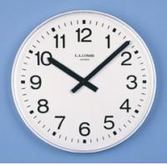 China Crystal auto flip calendar rectangular wall clock with souvenir design on sale