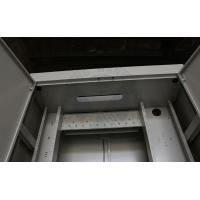 Buy cheap ODF Optical Distribution Frame with 4U 72F Termination Splice Rack Mount product