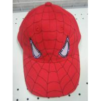 Buy cheap Customised red, blueTrademark / icon / logo cotton LED flashing cap / hat product