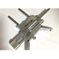 Buy cheap 6061-T6 CNC Machining Services / Milling Machine Part For Pressure Transmitter product