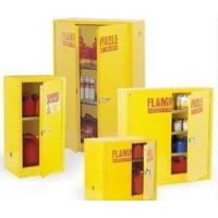 Buy cheap Various Sizes Industrial Lab Furniture , Chemical Flammable Storage Cabinet product