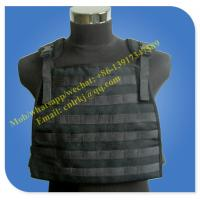 Buy cheap aramid molle level 4 anti bullet military vest product