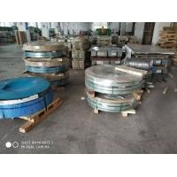 Buy cheap TISCO POSCO   Stainless Steel Metal Strips 0.1 - 3.0mm Rolls  Grade 201 301 304 430 from wholesalers