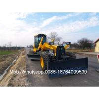Buy cheap XCMG 215HP MOTOR GRADER GR215 WITH RIPPER AND FRONT BLADE  XCMG Axle Motor Grader from wholesalers