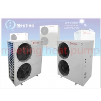 Buy cheap Air Source Heat Pump Unit Ultra Low Temperature Air Energy Heat Pump 5P Single System Circulating Hot Water product