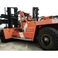 Buy cheap Diesel Engine Kalmar Used Container Handler 45000 Kg Lifting Capacity from wholesalers
