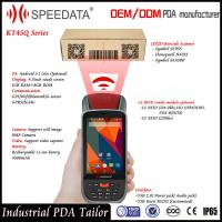 Buy cheap Dual Sim Card Android Handheld Smart Card Reader PDA LF Rfid Mobile Reader 125Khz product