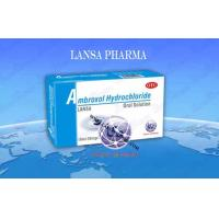 Buy cheap Ambroxol Hydrochloride Oral Solution product