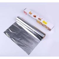 Buy cheap Food Wrapping Aluminum Foil Wrapping Paper Customerized 30cm Width product