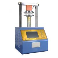 China Textile/Carton/Paper Automatic Rupture Strength Testing Machine/Bursting Tester on sale