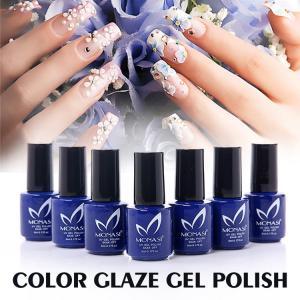 Buy cheap Makeup private label cosmetics soak off uv gel nail polish peel off gel polish matte nail polish product