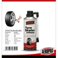 Buy cheap Tire repair spray tubless tyre fix inflator Tire Pump Sealer tyre fix inflator product