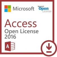 Microsoft Access 2016 Open License Runs On Windows Open Business