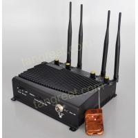 Buy cheap tín hiệu gây nhiễu Indoor GSM 3G 4G Cell Phone Signal Jammer With Remote Control TG - 4CA product