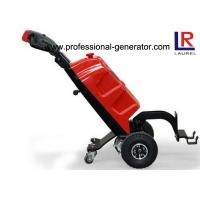 Buy cheap Narrow Space Material Handling Equipment 1000kg Capacity Mini Electric Walkie Tow Tractor from wholesalers