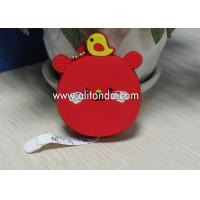 Buy cheap Real estate promotional gift Cheap mini tape measure keychain pocket measuring tape custom product