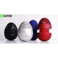 Buy cheap SNR ≥ 85 dB, Distortion ≤1.0% Rechargeable Portable Speaker For Mp3, Mp4, PC, IPhone 4GS product