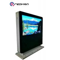 Buy cheap Landscape 43 Inch Waterproof Touch Screen Digital Signage Display 2000 Nits Brightness product