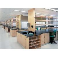 Buy cheap Durable And Naturally Beautiful Wood Lab Casework Mass Production Or Trade product