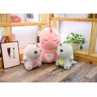 Buy cheap Cute Pink Dinosaur Soft Toy Doll Handcuffs Two In One Plush Toy CE Approved product