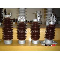 Quality Vertical Porcelain Electrical Insulators , Post Type Insulator Easy Maintenance for sale