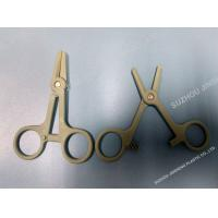 Buy cheap Colorful Nylon N6 Plastic Hemostat Clamp Environment Friendly product