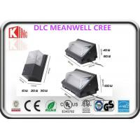 Buy cheap High Brightness LED Wall Pack Lights ETL DLC LM79 LM80 Listed 5 Years Warranty product
