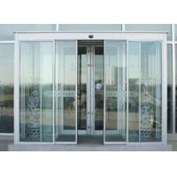 Buy cheap Induction Motorized Sliding Doors Automatic With Frame Or Frameless Frame product