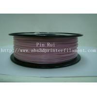 Buy cheap High Strength White To Purple Color Changing Filament 1kg / Spool product