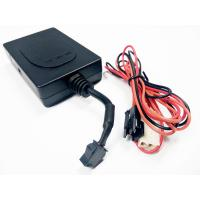 Buy cheap 550mAh  Internal Battery  Motorcycle GPS Tracker Supporting  Global Positioning Service Platform product