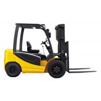 Buy cheap Large Battery Forklift Truck 3000kg , Double Controller Fork Lift Trucks product