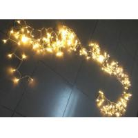 Buy cheap Indoor / Ourdoor LED Curtain Lights , 3 * 1M Curtain Lights For Weddings product