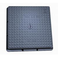 Buy cheap Square, cast iron manhole cover product